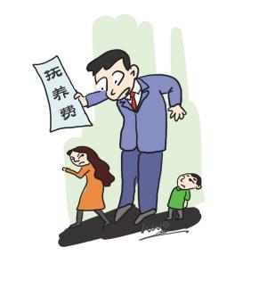 抚养费_鲁际明坚持抚养师傅三个遗孤_谢霆锋和张柏芝的儿子给谁在抚养